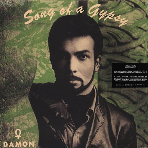 Damon - Song of a Gypsy / Now-Again Records - NA5107