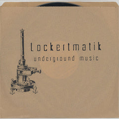Various - Lockertmatik #003 / Lockertmatik - Lockertmatik #003