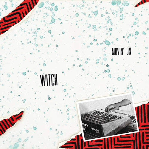 Witch - Movin On' / Invisible City Editions - ICE005