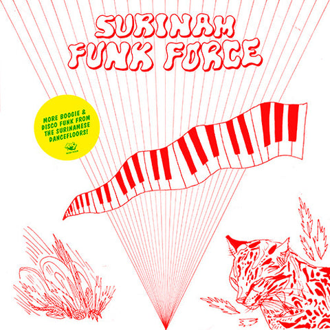 Various ‎- Surinam Funk Force / Rush Hour Recordings ‎- RHMC 002