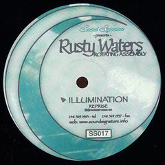 Rotating Assembly ‎- Rusty Waters / Sound Signature ‎- SS017
