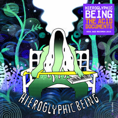 Hieroglyphic Being ‎– The Acid Documents / Soul Jazz Records - SJR LP322