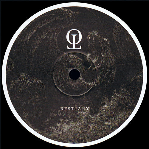 Ntogn ‎– Bestiary / Tome ‎– TOME3