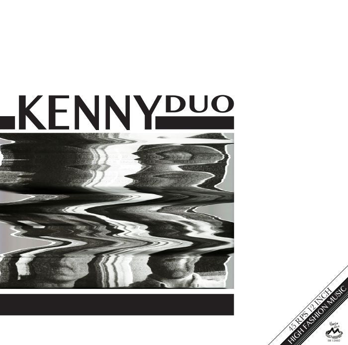 Kenny Duo ‎- Jungle In Old Town / Sunken Rock ‎- SR12002