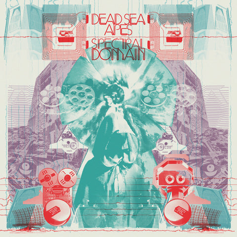 Dead Sea Apes ‎- Spectral Domain / Sunrise Ocean Bender Records ‎- SOB007