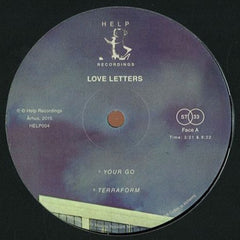 Love Letters - Your Go EP / Help Recordings - HELP004