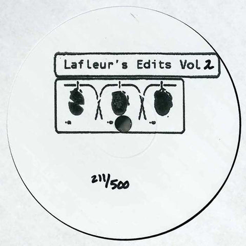Lafleur - Lafleur's Edits Vol. 2 / Hot Pot Records - HPR002