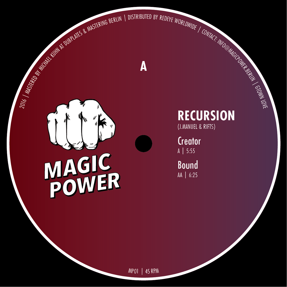 Recursion - MP01 / Magic Power - MP01