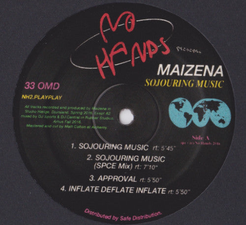 Maizena - Sojouring Music / No Hands - NH.2