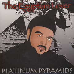 The Egyptian Lover ‎– Platinum Pyramids / Egyptian Empire Records ‎– DMSR 00223