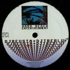 DJ Beusta, DJ Trebluf ‎– Out Of The Blue / Hard Beach Entertainment - HBE001