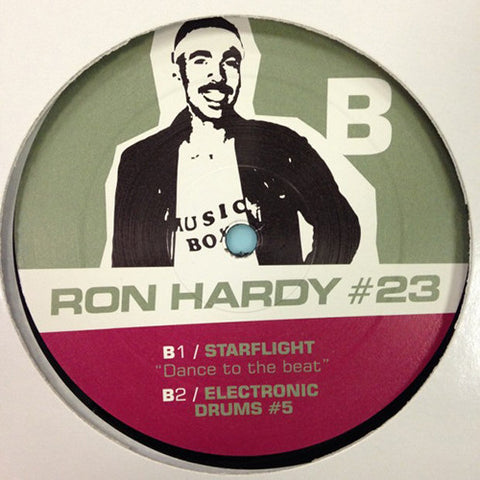 Various ‎– Ron Hardy #23 / Not On Label (Ron Hardy) ‎– RDY23