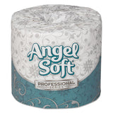 Angel Soft Premium Bathroom Tissue, 450 Sheets/Roll, 80 Rolls/Carton