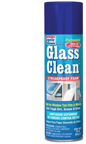 CYCLO GLASS CLEANER EACH