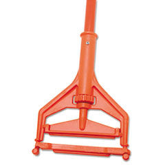 "63"" ORANGE MOP HANDLE"