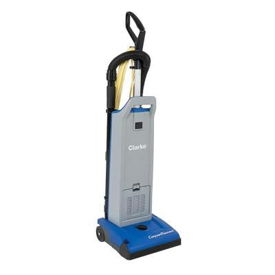 "Clarke CarpetMaster 112, Single Motor 12"" Commercial Upright Vacuum"