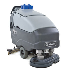 "Advance SC750 28"" Cylindrical Floor Scrubber"