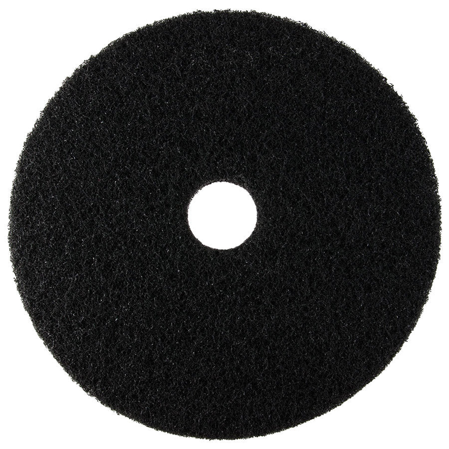 "20"" Black Strip Pad"