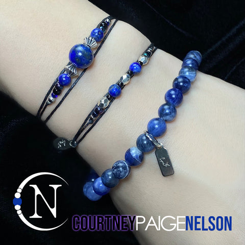 3 Piece NTIO Bracelet Bundle by Courtney Paige Nelson