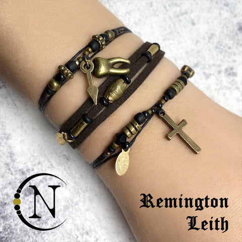 3 Piece Remington NTIO Bracelet Bundle ~ You're Fucking with My Head