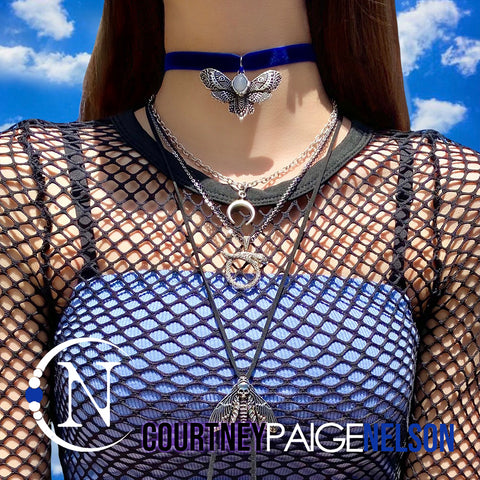 4 Piece NTIO Necklace Bundle by Courtney Paige Nelson
