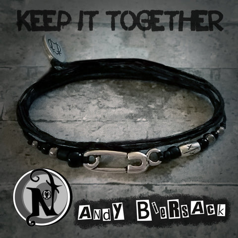 Keep It Together NTIO Bracelet by Andy Biersack
