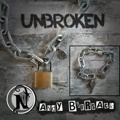 Chrome Necklace Bracelet Set ~ Unbroken by Andy Biersack