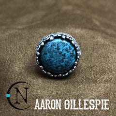 Turquoise Ring 2 by Aaron Gillespie ~ Limited Edition