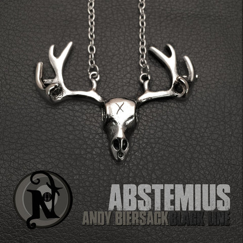 Abstemius NTIO Necklace by Andy Biersack
