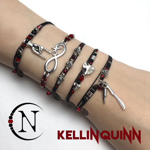 Agree to Disagree Bracelet Bundle by Kellin Quinn