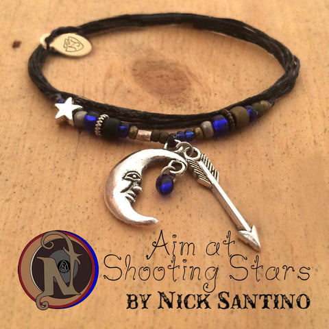 Aim at Shooting Stars NTIO Bracelet by Nick Santino