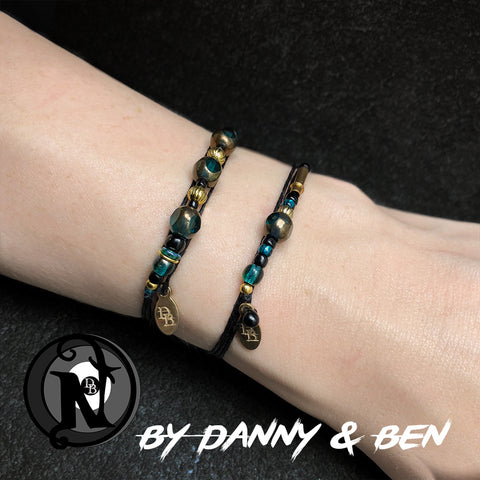 Daylight Alexandria You Ain't Alone Here NTIO Bracelet Bundle by Danny Worsnop and Ben Bruce