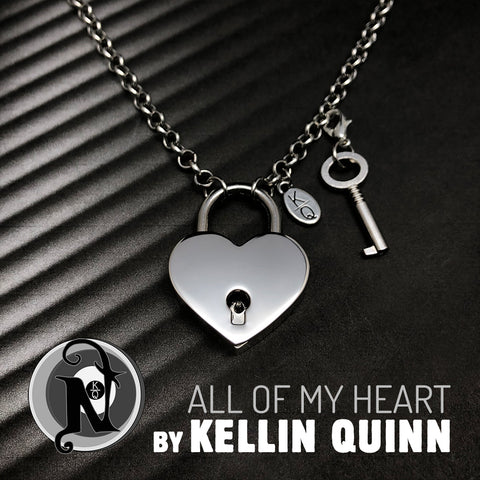 All of My Heart NTIO Necklace By Kellin Quinn