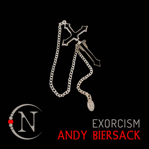 Exorcism NTIO Earring By Andy Biersack ~ Limited 20 Before Halloween