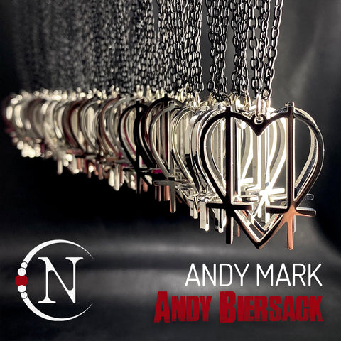 Andy Mark Necklace/Choker by Andy Biersack ~ Pre-Order