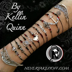 Sirens are Singing Your Songs NTIO Bracelet by Kellin Quinn