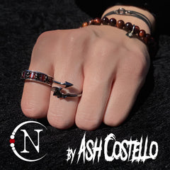 My Dark Side NTIO Ring by Ash Costello
