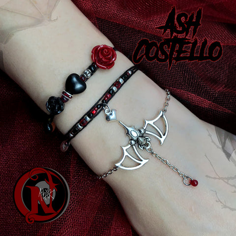 Ash Costello 3 Piece NTIO Bundle