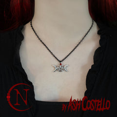 Nocturnal NTIO Necklace by Ash Costello