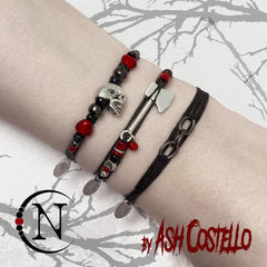 Unbreakable NTIO Bracelet by Ash Costello