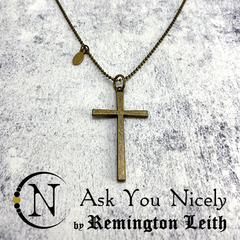 Ask You Nicely NTIO Necklace by Remington Leith