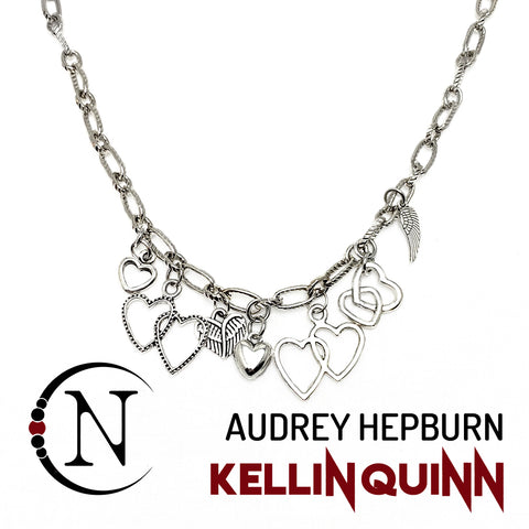Necklace ~ Audrey Hepburn by Kellin Quinn ~ Valentine's Edition