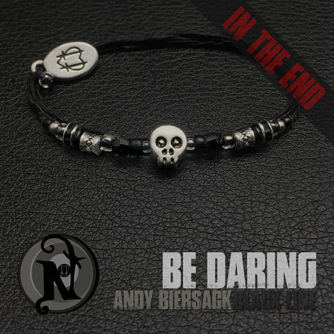 Be Daring NTIO Bracelet by Andy Biersack