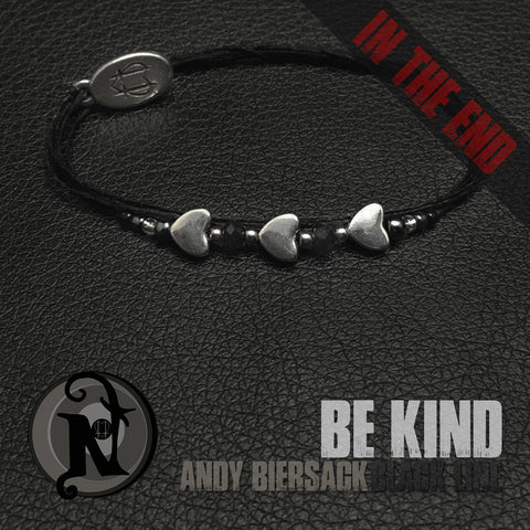 Be Kind NTIO Bracelet by Andy Biersack