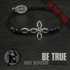 Be True NTIO Bracelet by Andy Biersack