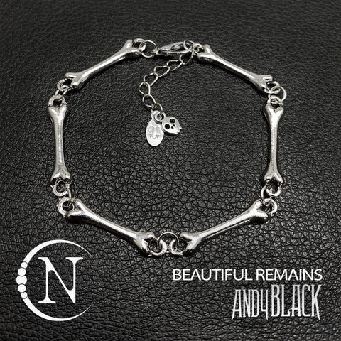 Beautiful Remains NTIO Charm Bracelet/Choker By Andy Biersack
