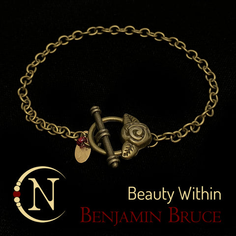 Beauty Within NTIO Bracelet by Benjamin Bruce