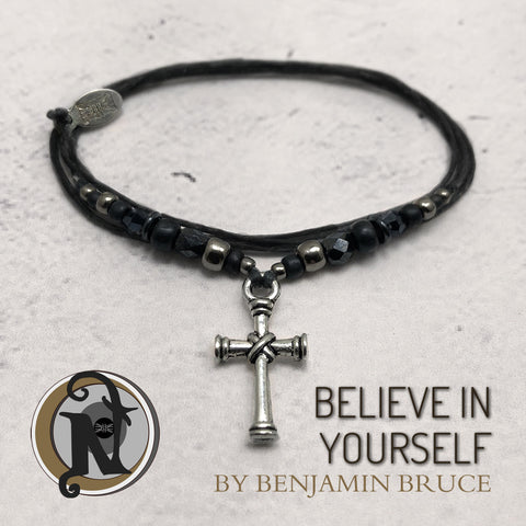 Believe In Yourself NTIO Bracelet By Ben Bruce
