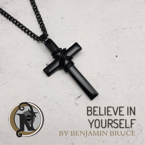 Necklace Believe in Yourself by Ben Bruce