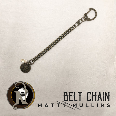 Matty Mullins NTIO Belt Chain